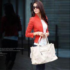 9f3801d46 Chicas Glamorosas Saco Juvenil Colores Importado Asia en Mercado Libre Perú