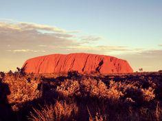 Ayers Rock, Australia
