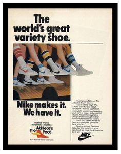 Vintage Nike ad Tennis Air ace 1988 thanks to Vintage alliance Nike Poster, Poster Wall, Poster Prints, Vintage Nike, Vintage Ads, Vintage Posters, 70s Aesthetic, Aesthetic Pictures, Aesthetic Movies