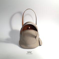 Mini pearl shell bag. 14cm width. Heritage by Huns 2015.