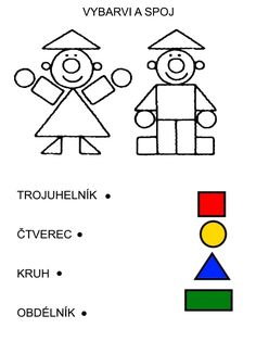 Pattern Geometriche For Shisha: Shapes Serbian Language, Sight Word Readers, Back Drawing, Shapes Worksheets, Shape Crafts, Technical Drawing, Color Shapes, Montessori, Art For Kids