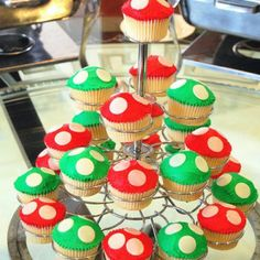 Super Mario themed party