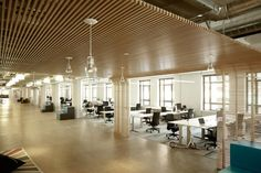 Runway's San Francisco Startup Incubator Offices / FME + Seeyond