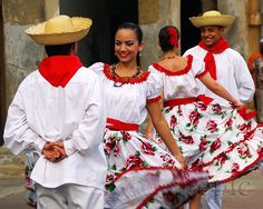 Puerto Rico: Tradition    Every Tuesday evening the Puerto Rico Tourism Company sponsors the LeLoLai Festival, a stage show celebration of traditional Puertorican culture, on the grounds of Castillo San Cristobal.  || Really? Hnn.. The more you know..