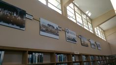 Look what's up in the Main Street Library in Huntington Beach: a rare glimpse into our pioneer history! Read more at http://historichuntingtonbeach.blogspot.com/2014/10/new-historical-photography-displayed-at.html