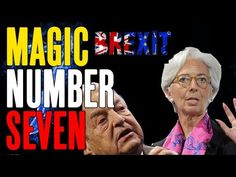 The Magic Number 7: Brexit Collapse Falls Exactly on Shemitah Date