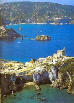 Isola Di Ponza, province of Latina , Lazio