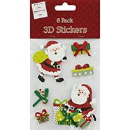 Christmas 3D Sticker