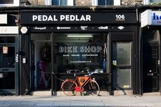 Pedal Pedlar - North/East London Bike Shop