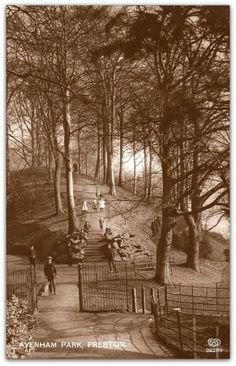 The Frenchwood entrance to avenham park, Preston about 105 years ago Pretty Pics, Pretty Pictures, Preston Lancashire, Old Photography, House Of Cards, Games For Girls, Nudes, Cornwall, Old Photos