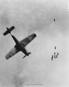 96 best warbirds images on pinterest world war two wwii and airplanes german fighter focke wulf fw 190 flies from falling bombs dropped from american b fandeluxe Image collections