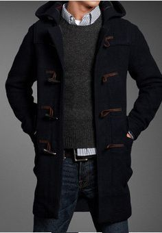 """From the """"manliest blog on the web"""" comes this fashion advice for men. Swap the athletics shirts for polos and henley's, and the jeans for gray wool flanel trousers. Your look will be timeless, and you'll be ready to take on the job!"""