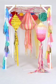 Wedding Gazebo, pinata and hanging decor are you looking for one? beauparty.com