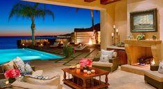 Gigi Hadid Childhood Home - Yolanda and David Foster's Malibu Mansion