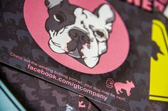 French Bulldog  3REE STICKERS by GTCompany on Etsy, zł4.00