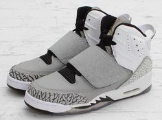 Air Jordan Son of Mars GS - Matte Silver / Metallic Gold | KicksOnFire