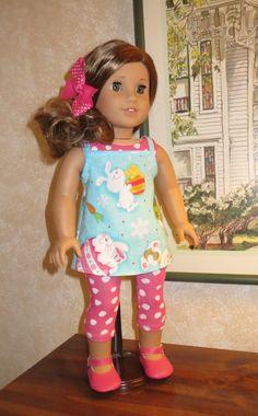 43b0f4a561 Pink dot unitard with bunny print tunic top set for 18