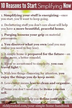 ! This is a great resource to use too! #homedecluttering #declutteringahouse