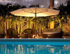 TUUCI umbrella at Opdyke Furniture in Pompano Beach, Florida