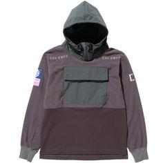 Cav Empt Pull Over Light Fleece #2 (Grey)