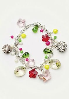 Bracelet Spring Meadow - get free instructions.