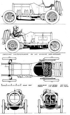 """Résultat de recherche d'images pour """"mercedes 1908"""""""