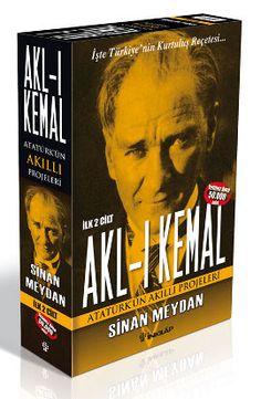 Akl-ı Kemal (2 Cilt Takım) - Sinan Meydan