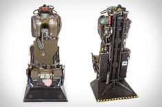 Odds are you're never going to get to fly in an F-4 Phantom, but now you can know what it was like by taking a seat in your very own F-4 Phantom II Ejection Seat. Taken directly from one of...