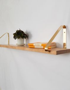 Floating shelf for above the t.v. from joska and sons.