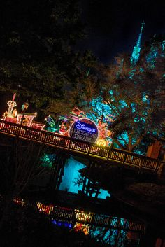 Main Street Electrical Parade, can't wait till it comes back to Disneyland where it belongs