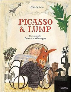 Picasso and Lump. Nancy Lim, Beatrice Alemagna