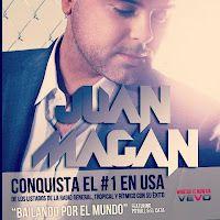 JUAN MAGAN #1 USA
