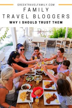 Why you should trust a family travel blogger Family Destinations, Amazing Destinations, Travel With Kids, Family Travel, Greece With Kids, Travel Forums, Greece Holiday, Going On A Trip, Online Travel