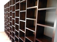 Shelving Gallery by Fab DBY.