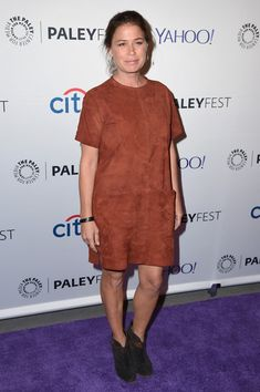 Maura Tierney Photos Photos - The Affair's  Maura Tierney arrives for the third annual PaleyFest NY at The Paley Center for Media on October 12, 2015 in New York City. - 'The Affair' Screening and Panel Discussion For the Third Annual PaleyFest