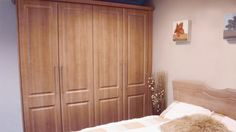 Portofino Fitted Bedrooms in Cherry Palermo
