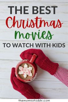 The Best Christmas Movies For Kids!