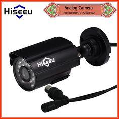 Freeshipping Metal Case CCTV Camera analoge 800TVL 1000TVL IR Cut Dag/Nachtzicht Outdoor Waterdichte Bullet Camera Surveillance