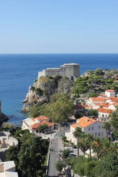 Dubrovnik, Croatia - Inquisitive Travels from http://inquisitivefoodie.com