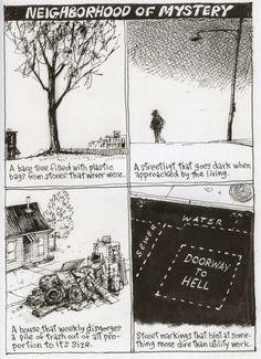 ILLUSTRATION ART: THE ART OF RICHARD THOMPSON, day 2