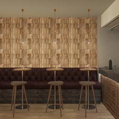 Galerij - Horeca interieurs volledig geperfectioneerd aan uw bedrijf