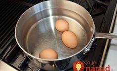 Ako pripraviť perfektné vajíčka? Pomôže TÁTO jednoduchá pomôcka!