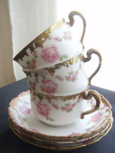 Antique Limoges Tea set