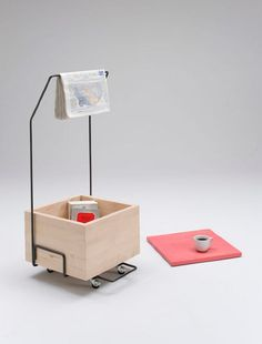 Maisonnette Multifunctional Furniture by Simone Simonelli in home furnishings  Category