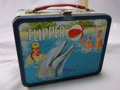 Hey, I found this really awesome Etsy listing at https://www.etsy.com/listing/456364960/lunchbox-1966-flipper-mgm-metal-lunch