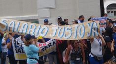 Marcha de la Calamidad Universitaria UCLA