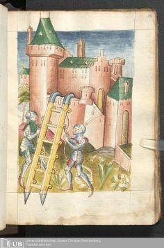 145 [72r] - Ms. germ. qu. 15 - Bellifortis - Page - Mittelalterliche Handschriften - Digitale Sammlungen