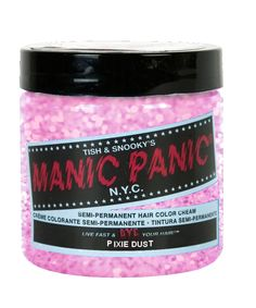 THIS IS NOT REAL MANIC PANIC.  I just edited this for fun. c: