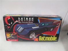 Kenner Batmobile 1992