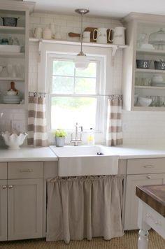 Shelf Over Kitchen Sink Window
